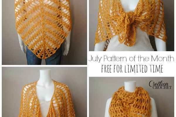 July 2017 Pattern of the Month