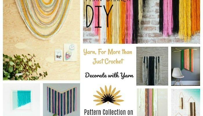 Yarn, For More than Just Crochet and Knit
