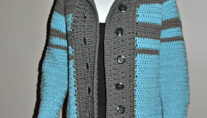 Fall CAL Keep Me Warm Cardigan Part Two