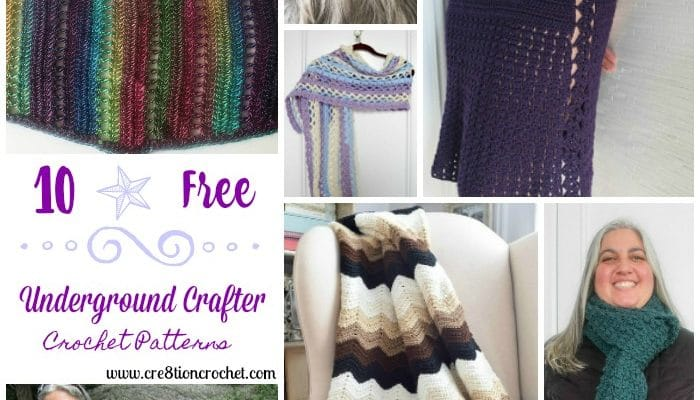 Underground Crafter Pattern Collection