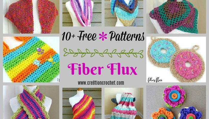 Fiber Flux Crochet Pattern Collection