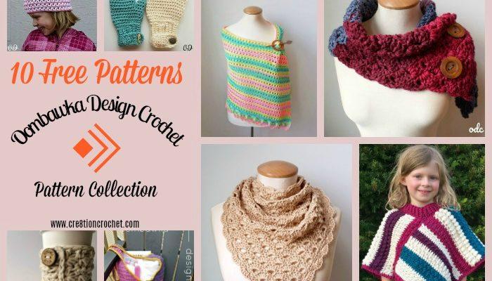 Oombawka Design Crochet Pattern Collection