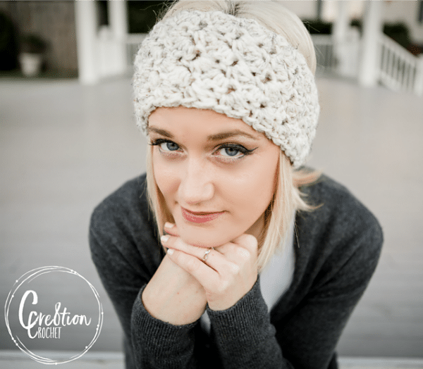 Effortless Ear Warmers Pattern Collection - Cre8tion Crochet