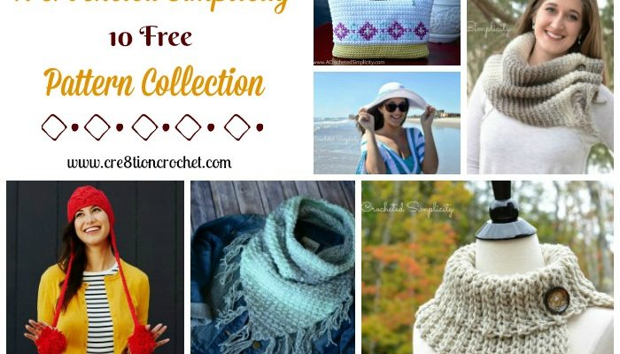 A Crocheted Simplicity Pattern Collection