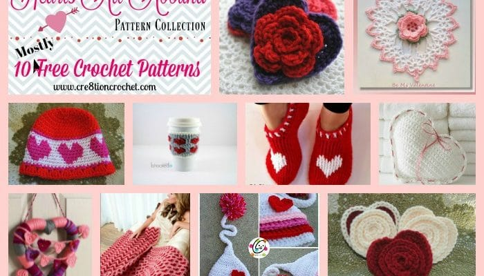 Hearts All Abound Pattern Collection
