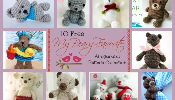 My Beary Favorite Pattern Collection