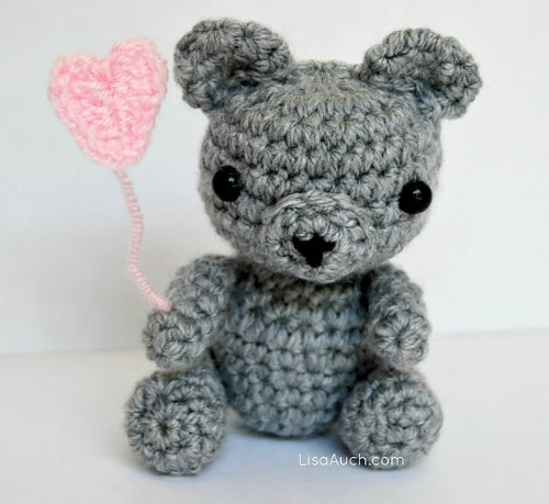 My Beary Favorite Pattern Collection - Cre8tion Crochet