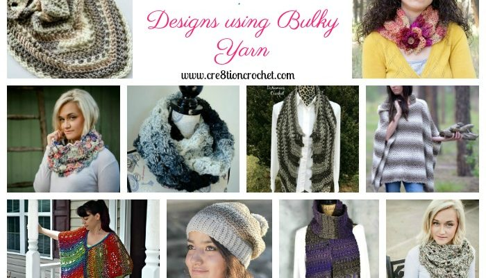 Bulky Yarn Designs Pattern Collection