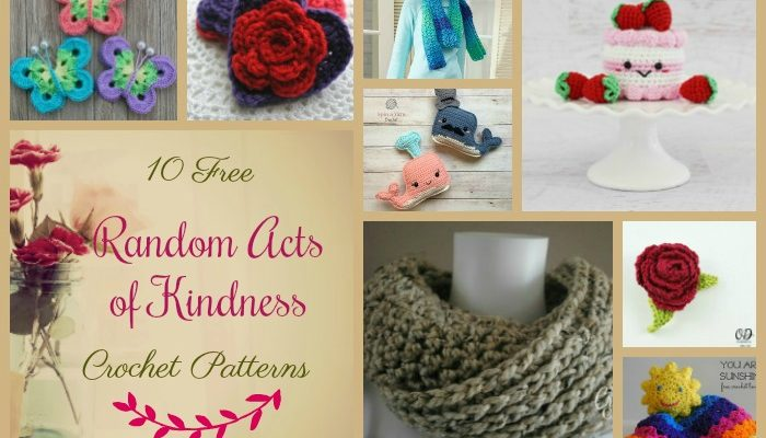 Random Acts of Kindness Pattern Connection