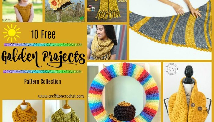 Golden Projects Pattern Collection