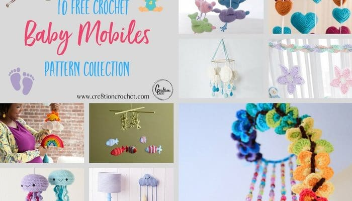 Cute Baby Mobile Pattern Collection