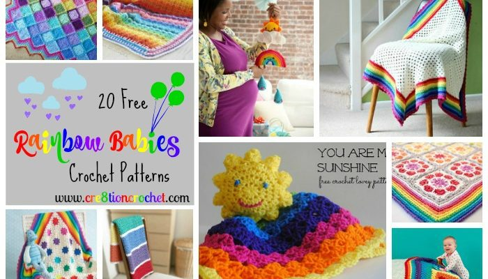 Pattern Collection for Rainbow Babies