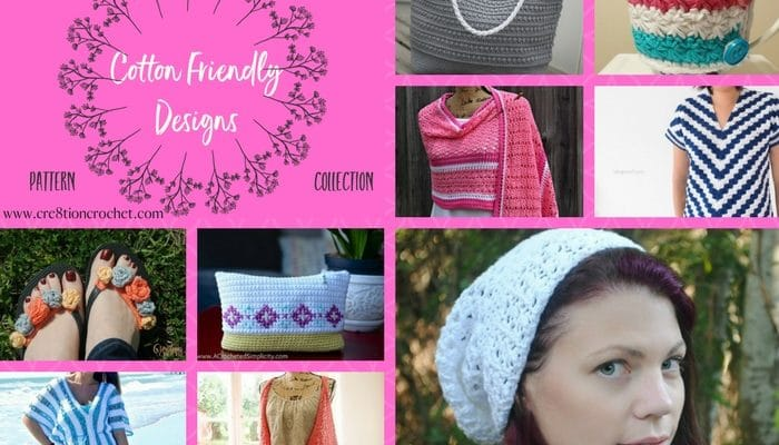 Cotton Friendly Designs Pattern Collection