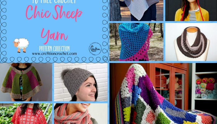 Chic Sheep Yarn Pattern Collection