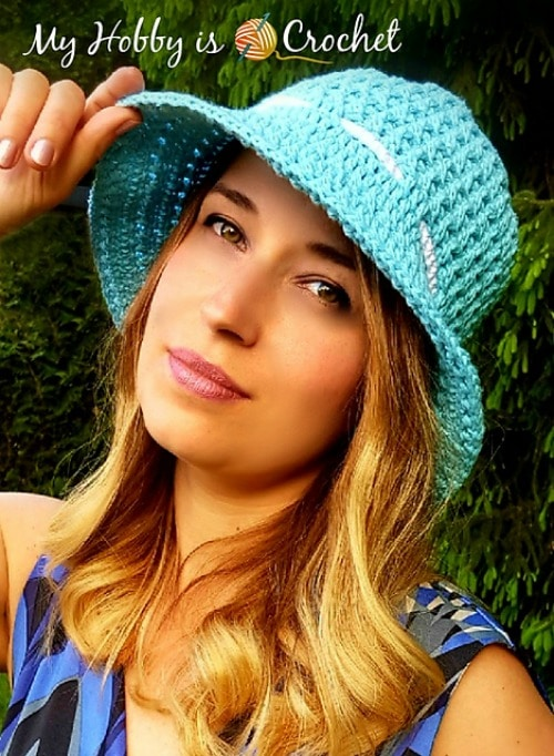 Summer Hats Pattern Collection Cre8tion Crochet