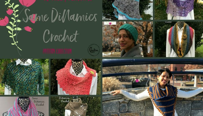 Same DiNamics Crochet Pattern Collection