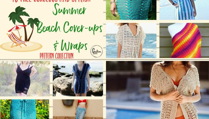Summer Bathing Suits Cover Ups & Wraps