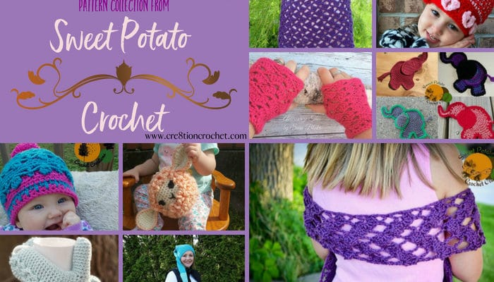 Sweet Potato Crochet Creations Pattern Collection