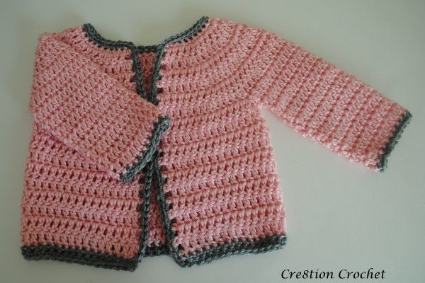 10 Amazing Cardigan Patterns from AllFreeCrochet