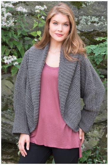 10 Amazing Cardigan Patterns From Allfreecrochet Cre8tion Crochet