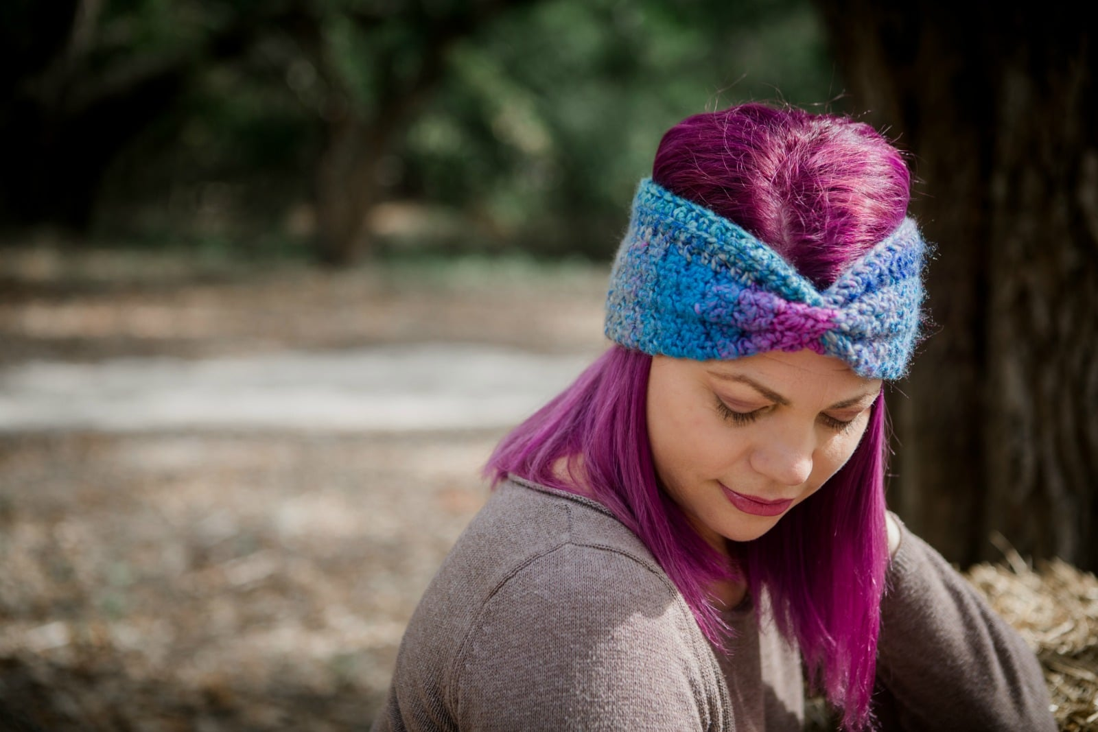 Quick Free Ear Warmer Crochet Pattern in Sydney